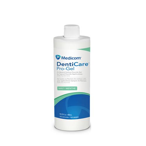 DentiCare Pro-Gel Mint (Topical Sodium Fluoride Gel)