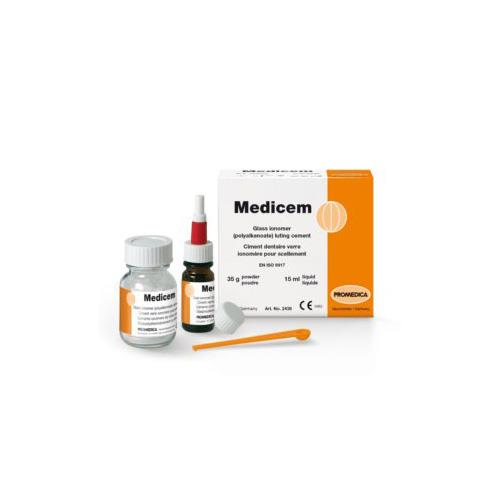 Medicem (Glass Ionomer Luting Cement)