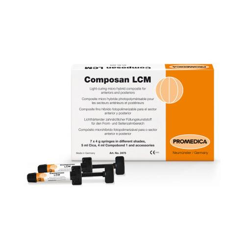 Composan LCM Kit (Light Curing Micro Hybrid Composite)