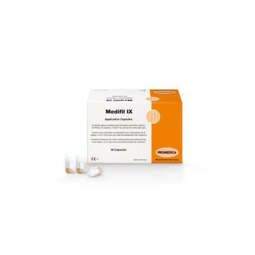 Medifil IX, Kit (Packable Glass Ionomer Filling Cement)