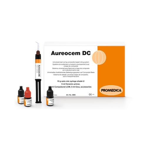 Aureocem DC (Dual Curing Resin Based Luting Cement)