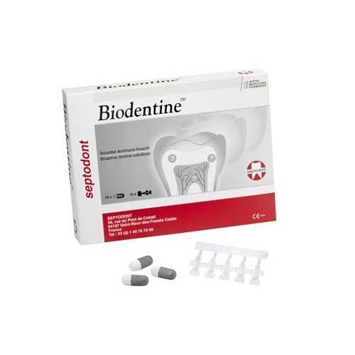 Biodentine 5 Capsules (Bioactive Dentine Substitute)