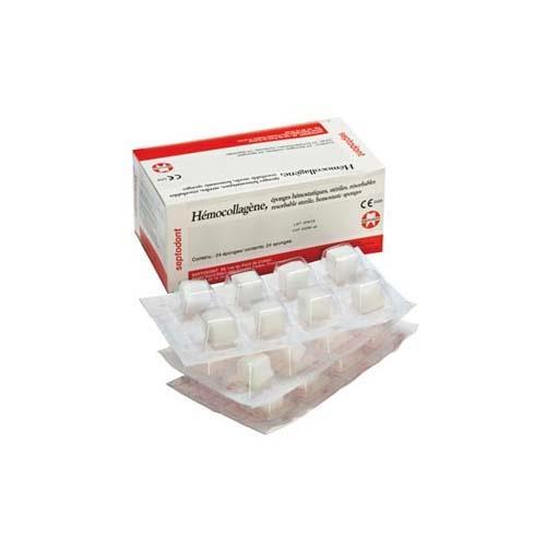 Hemocollagene (Haemostatic Sponge with Collagen of Bovine Origin)