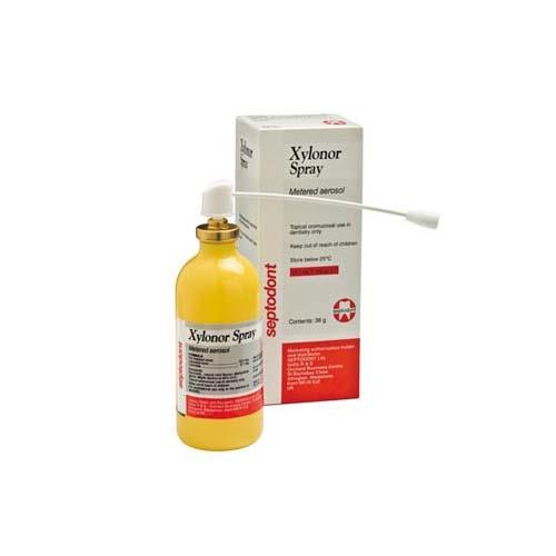 Xylonor Spray (Lidocaine Analgesic Solution)