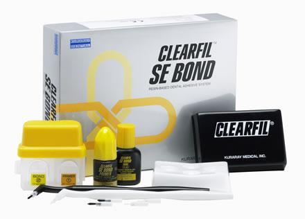 CLEARFIL SE BOND (Light Cure Bonding System),  Kit