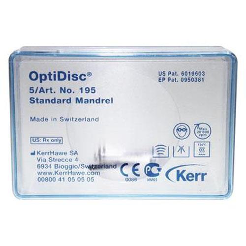 OptiDisc Standard Mandrel (5 pcs)   Refill