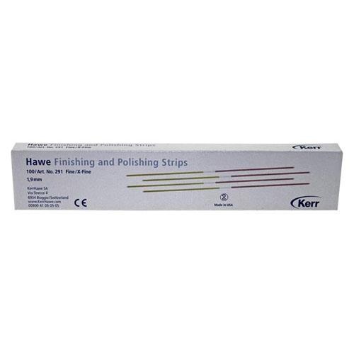 Hawe Finishing and Polishing Strips (Fine Extra Fine,  1, 9 mm)   Refill
