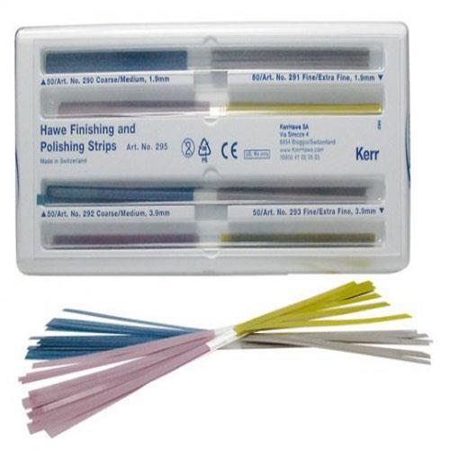 Hawe Finishing and Polishing Strips (Assorted Kit)