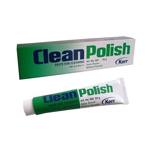 CleanPolish (Prophy Paste without Fluoride and Anise Flavour)