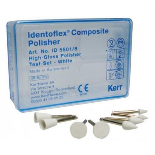 Identoflex Composite Polishers (Composite Prepolishers Testset),  Assorted Kit