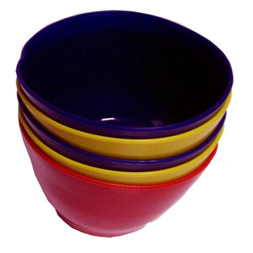 Bowl for plaster and alginate (Red)