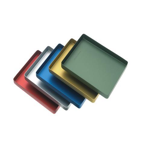 Aluminium Solid Instrument Tray (Gold)