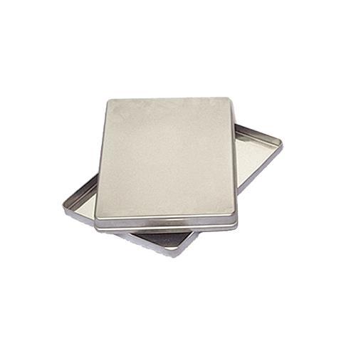 Aluminium Solid Instrument Tray s Lid (Silver)