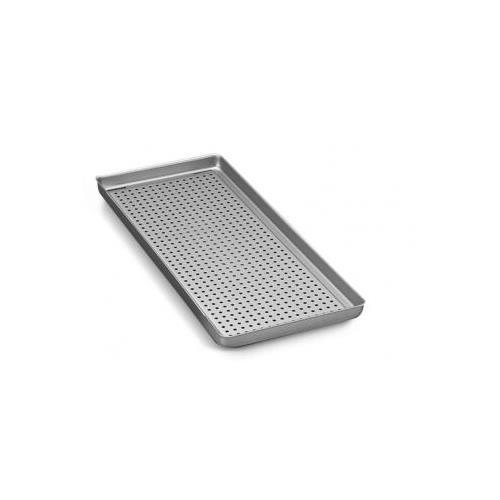 Aluminium Perforated Instrument Tray (Silver)