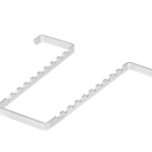 Aluminium lnsert frame for lnstrument Tray Maxi (For 17 Instruments)