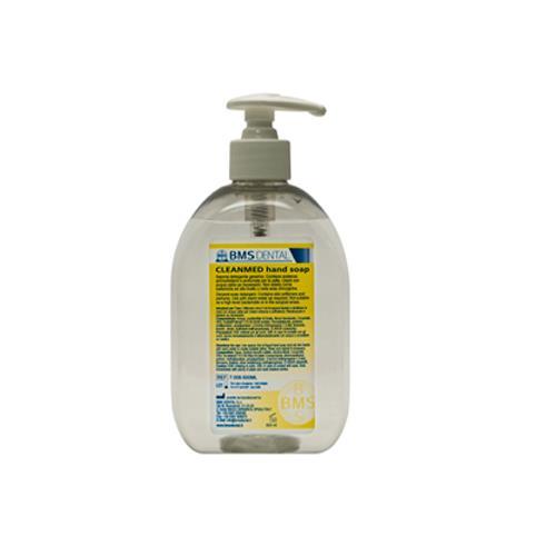 Cleanmed Hand Soap (500 ml Pump Dispenser Bottle)   General soap detergent