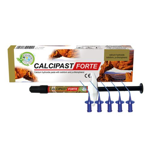 CALCIPAST FORTE (Calcium Hydroxide Paste with Iodoform and P Chlorophenol)