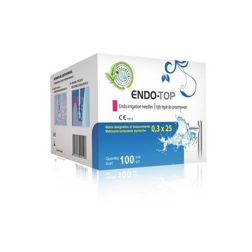 ENDO TOP (Endo Irrigation Needles)