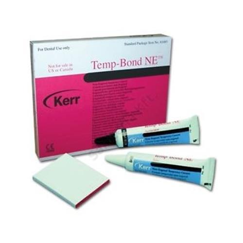 Temp Bond NE (Non Eugenol Temporary Zinc Oxide Cement)
