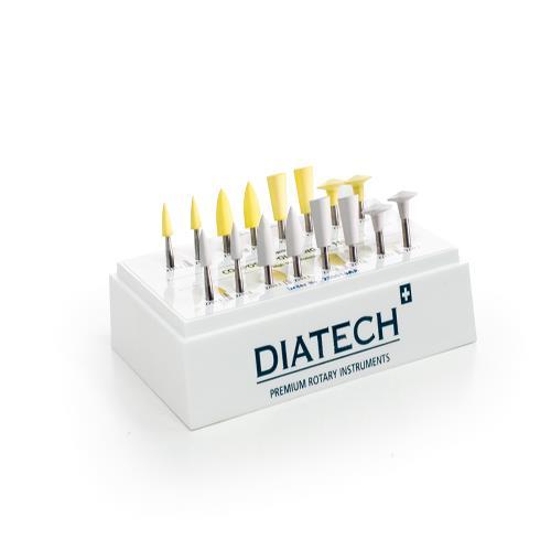 DIATECH Composite Polishing Kit