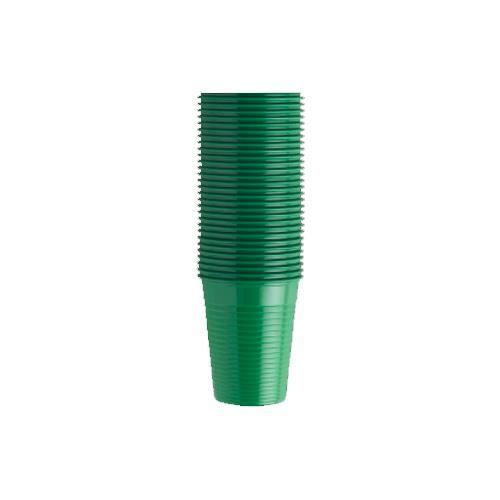 Monoart Plastic Cups (Green)