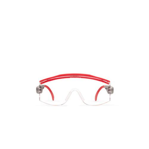 Monoart Total Protection Glasses (Coral Frame)