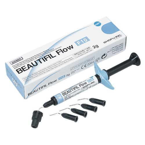 BEAUTIFIL Flow F10 (Shade A2), Flowable Hybrid Composite