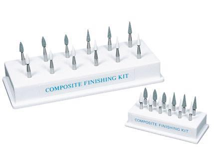 Composite Finishing Kit (CA Shank)