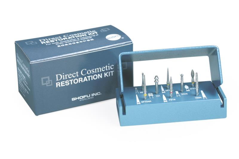 Direct Cosmetic Restoration Kit
