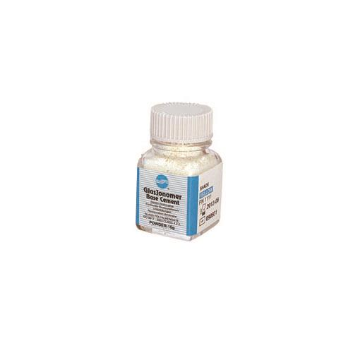 Glaslonomer Base Cement (Refill Yellow Colour Powder)