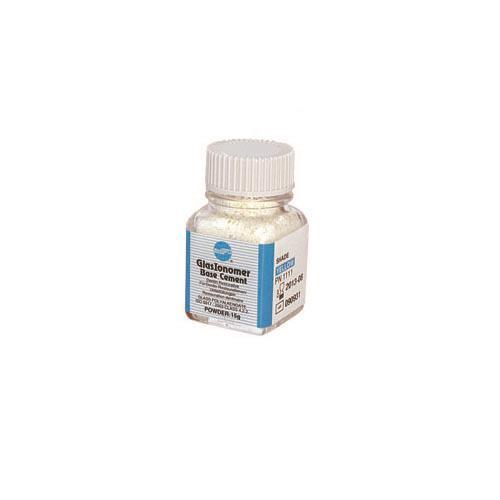 Glaslonomer Base Cement (Refill, White Colour Powder)