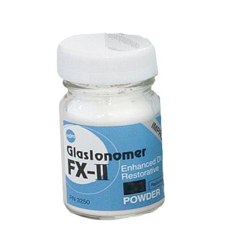 GlasIonomer FX II Improved (Refill Powder, Shade B2)