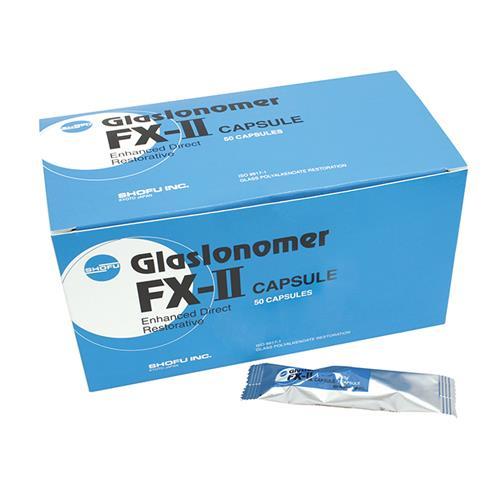 GlasIonomer FX II Capsule (Shade A2)