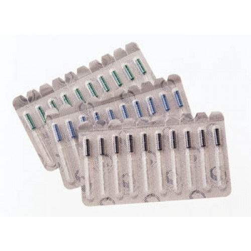 SybronEndo Barbed Broaches Assorted (Fine, Medium and Coarse)