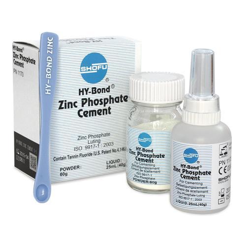 Hy Bond Zinc Phosphate Cement (Set)