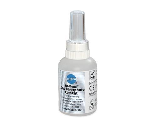 Hy Bond Zinc Phosphate Cement (Refill Liquid)