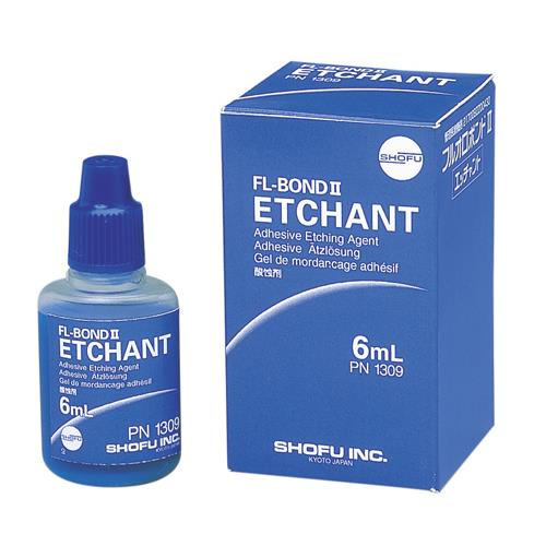 FL BOND II ETCHANT (Phosphoric Acid Etching Agent)