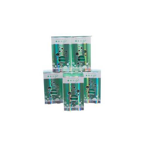 Opalescence Go, 15 Percent Hydrogen Peroxide (Prefilled Whitening Trays) Mint Flavor