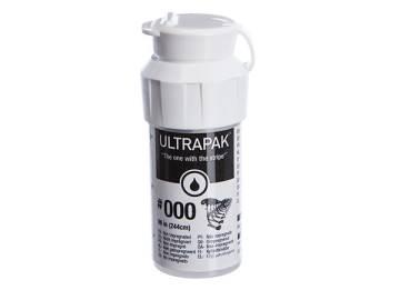 Ultrapak Cord Size 000 (Plain Knitted Retraction Cord)