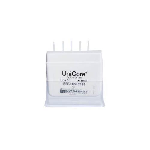 UniCore Posts, Size 0 (0.6mm) Refill (Glass Fibers Posts)