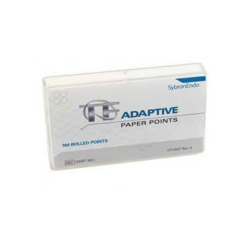 SybronEndo TF Adaptive Paper Points SM2 (Small)