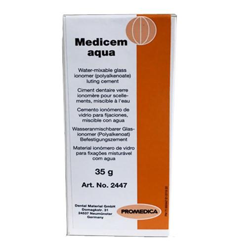 Medicem aqua (Glass Ionomer Luting Cement)