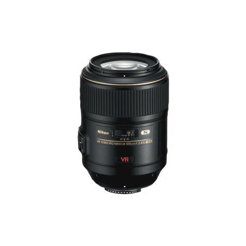 Nikon 105mm Macro Lens (AF S VR Micro Nikkor 105mm f 2.8G IF ED)