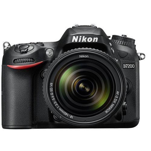 Nikon D7200 Digital Dental Camera (Camera body only)