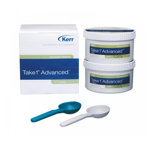 Take 1 Advanced Putty Hand Mix Fast Set (VPS Impression Material)