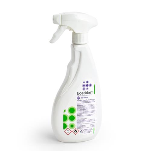 Bossklein Alcohol Surface Disinfectant Spray (Natural Fragrance)