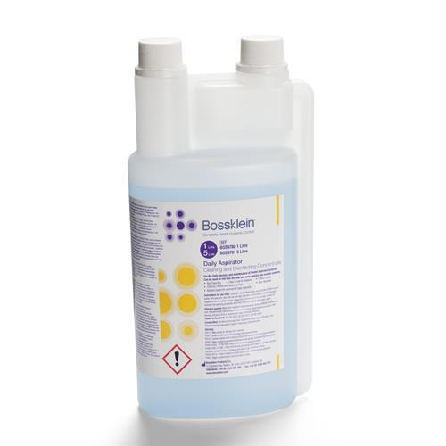 Bossklein Daily Aspirator Cleaner and Disinfectant (Suction Systems Disinfectants)