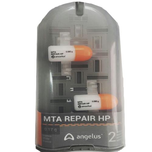 Angelus MTA REPAIR HP 2 Applications (BIOCERAMICS based High Plasticity Reparative Cement)