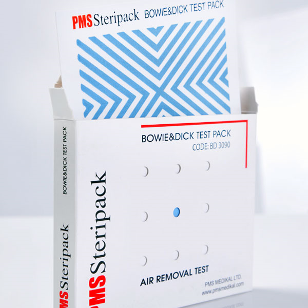 PMS Bowie and Dick Test Pack