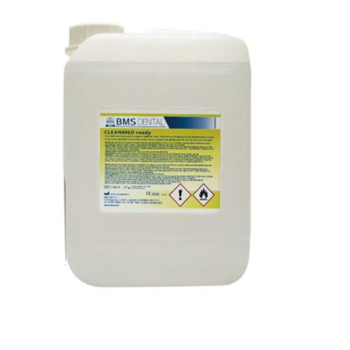 Cleanmed Ready 5 L (Alcohol Based Disinfectant Spray for the Surface Disinfection of Medical Devices)